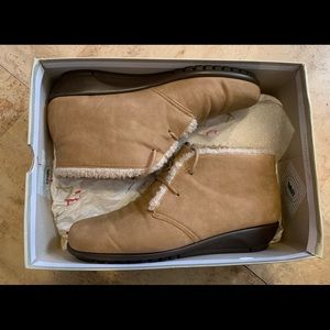 Tan Women's Ankle boots